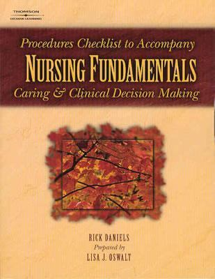 Nursing Fund Skills Checklists   2004 edition cover
