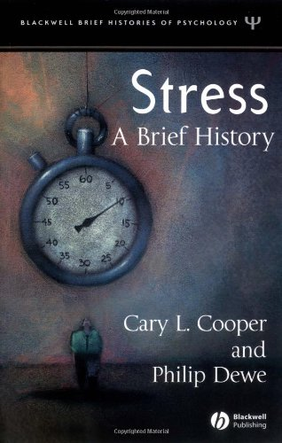 Stress A Brief History  2004 9781405107457 Front Cover
