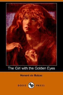 Girl with the Golden Eyes  N/A 9781406506457 Front Cover