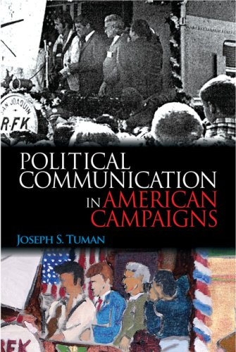 Political Communication in American Campaigns   2008 edition cover