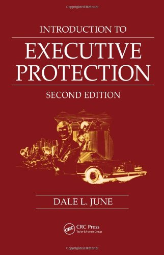 Introduction to Executive Protection  2nd 2008 (Revised) edition cover