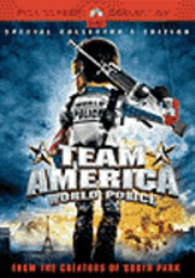 Team America - World Police (Special Collector's Full Screen Edition) System.Collections.Generic.List`1[System.String] artwork