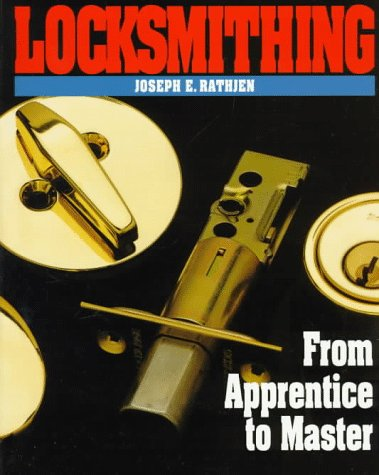 Locksmithing From Apprentice to Master  1995 9780070516458 Front Cover