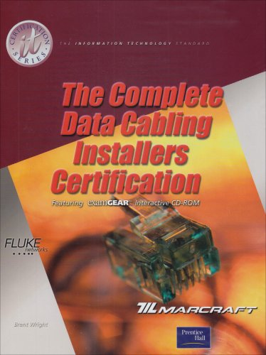 Complete Data Cabling Installers Certification   2003 edition cover