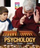 Psychology with Dsm-5 Update, Books a la Carte Version  11th 2014 edition cover