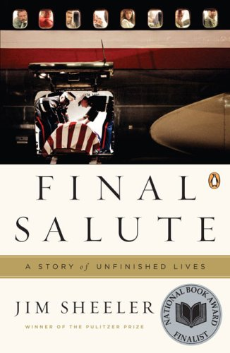 Final Salute A Story of Unfinished Lives N/A edition cover