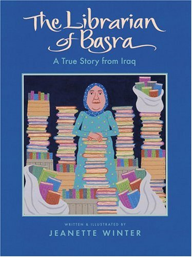 Librarian of Basra A True Story from Iraq  2004 edition cover