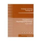 Strategic Learning Package for Foundations of Physiological Psychology:   1998 edition cover