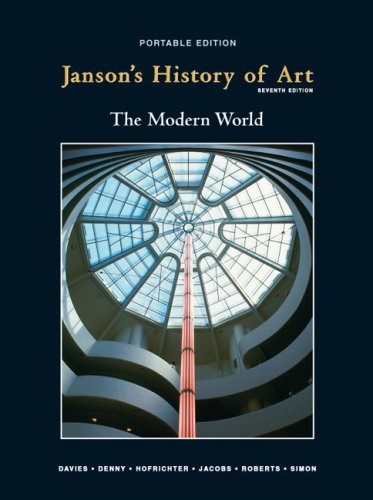 Janson's History of Art  7th 2010 9780205697458 Front Cover