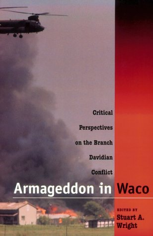 Armageddon in Waco Critical Perspectives on the Branch Davidian Conflict N/A edition cover