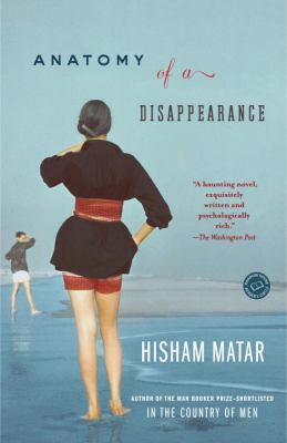 Anatomy of a Disappearance  N/A edition cover