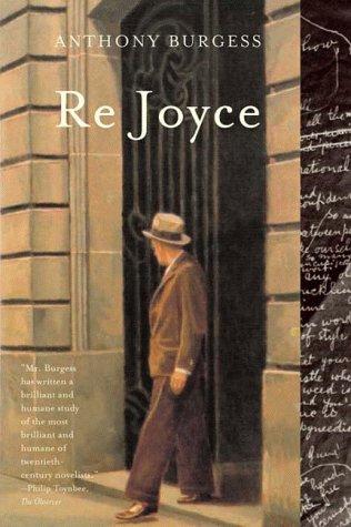 Re Joyce  Reprint edition cover