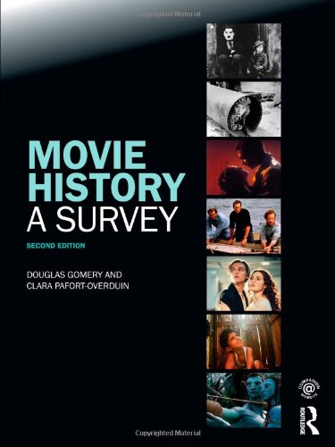 Movie History A Survey 2nd 2011 edition cover