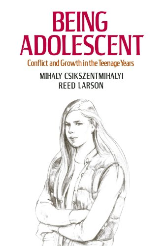 Being Adolescent Conflict and Growth in the Teenage Years N/A 9780465006458 Front Cover