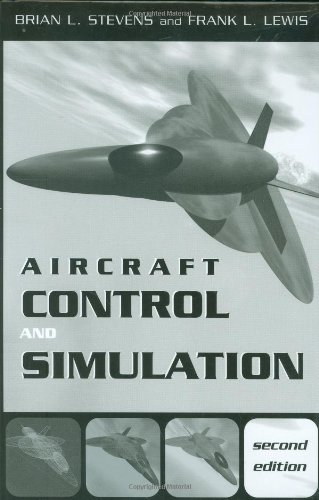 Aircraft Control and Simulation  2nd 2004 (Revised) 9780471371458 Front Cover