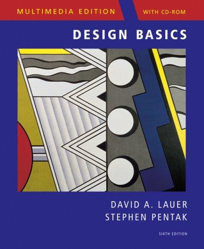 Design Basics  6th 2007 edition cover