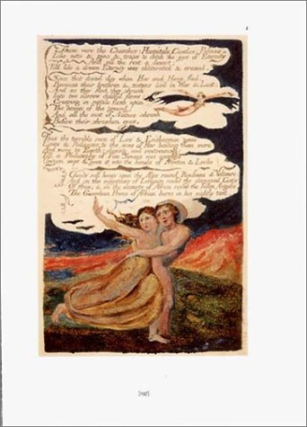 William Blake The Complete Illuminated Books  2001 edition cover