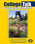College Talk: Conversations for Central Success 2nd 2010 (Revised) 9780757581458 Front Cover