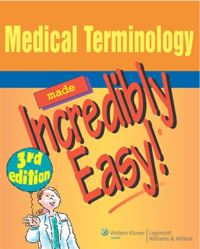 Medical Terminology  3rd 2009 (Revised) edition cover