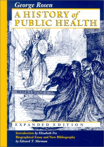 History of Public Health   1993 (Enlarged) edition cover