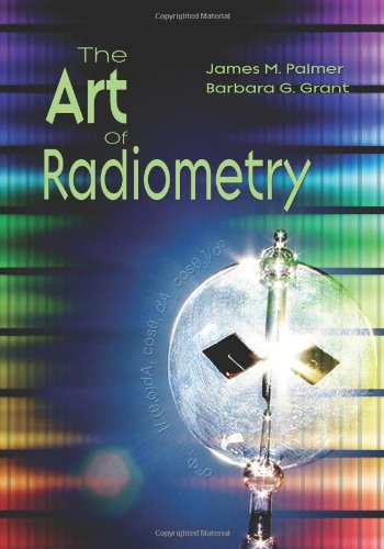 Art of Radiometry   2009 edition cover
