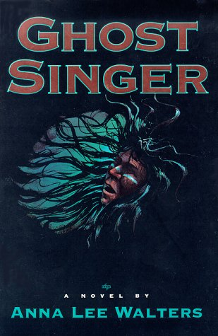 Ghost Singer A Novel  1994 9780826315458 Front Cover