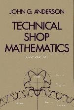 Technical Shop Mathematics  2nd edition cover