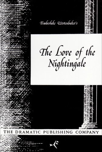 Love of the Nightingale 1st edition cover
