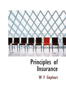 Principles of Insurance N/A 9781115366458 Front Cover