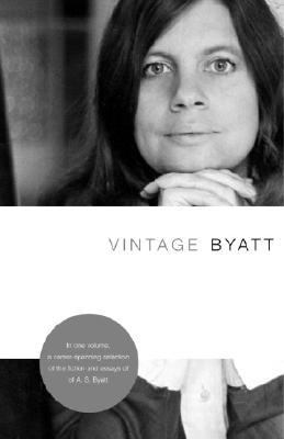 Vintage Byatt   2004 9781400077458 Front Cover