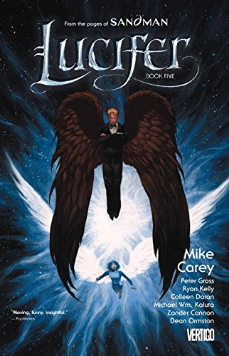Lucifer Book Five   2015 9781401249458 Front Cover
