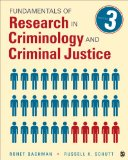 Fundamentals of Research in Criminology and Criminal Justice  3rd 2015 9781483333458 Front Cover