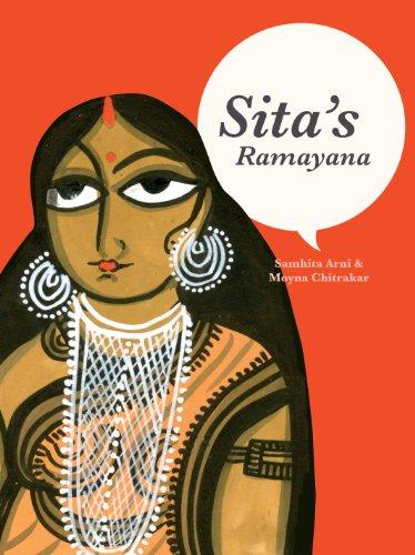 Sita's Ramayana   2011 edition cover