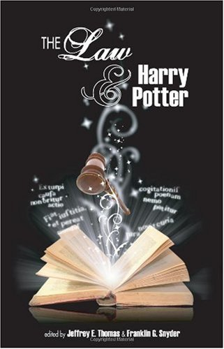 Law and Harry Potter   2010 edition cover