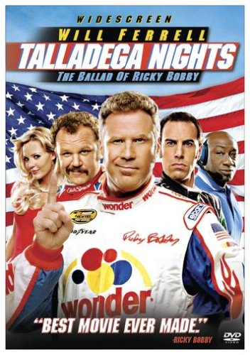 Talladega Nights: The Ballad of Ricky Bobby (PG-13 Widescreen Edition) System.Collections.Generic.List`1[System.String] artwork