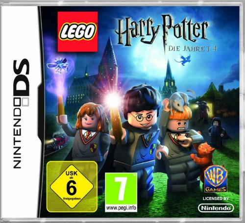 Lego Harry Potter - Die Jahre 1 - 4 [Software Pyramide] Nintendo DS artwork