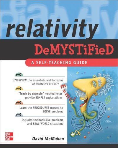 Relativity Demystified   2006 edition cover