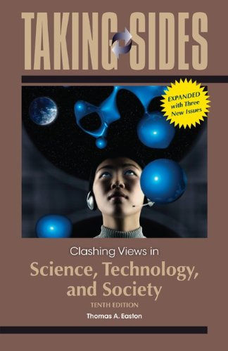 Clashing Views in Science, Technology, and Society:   2012 edition cover