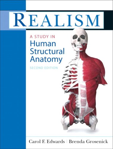 Realism A Study in Human Structural Anatomy 2nd 2009 edition cover