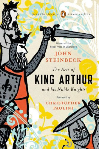 Acts of King Arthur and His Noble Knights  Deluxe edition cover