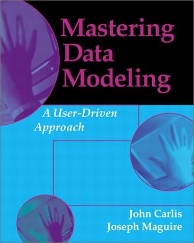Mastering Data Modeling A User-Driven Approach  2001 edition cover