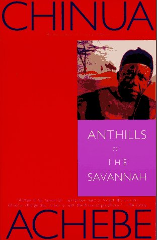 Anthills of the Savannah  N/A edition cover
