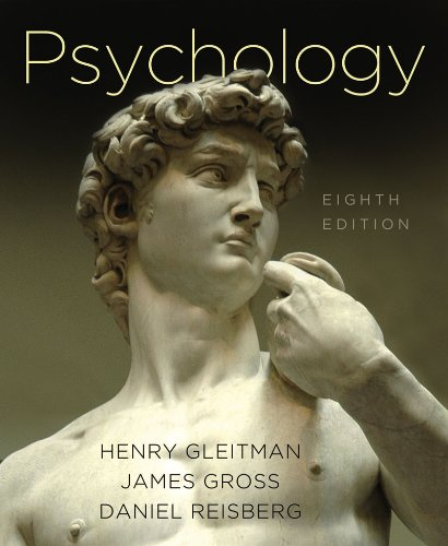 Psychology (Paper)  8th 2010 edition cover