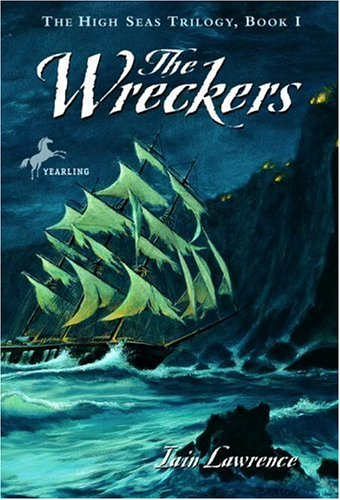 Wreckers  Reprint edition cover