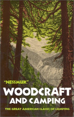Woodcraft and Camping  N/A edition cover