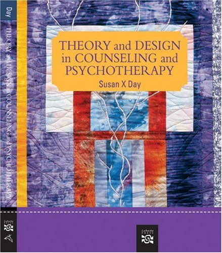 Theory and Design in Counseling and Psychotherapy  2nd 2008 edition cover