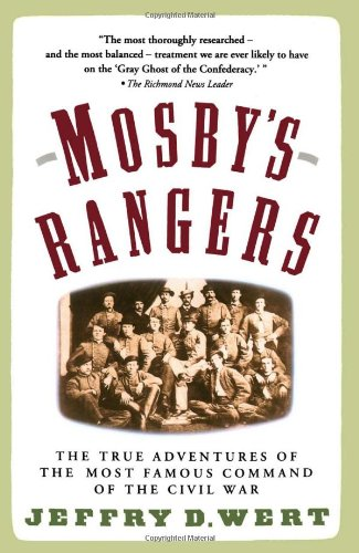 Mosby's Rangers   1991 (Reprint) edition cover