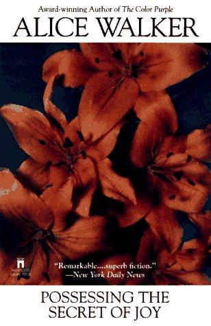 Possessing the Secret of Joy   1997 9780671789459 Front Cover