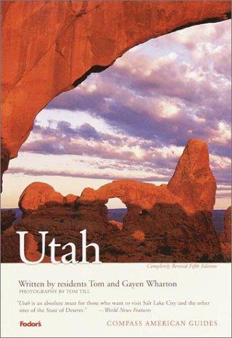 Utah  5th 2001 9780679006459 Front Cover