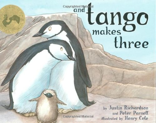 And Tango Makes Three   2005 edition cover